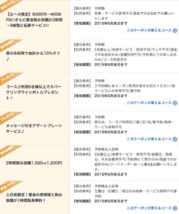 肉バル×チーズ高安のホットペッパーグルメクーポン【6種類】