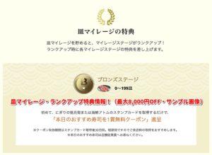 皿マイレージ特典情報(最大8,000円OFF)